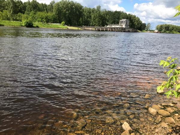 Канал имени Москвы, Дубна